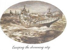 Sinking of Poseidos