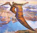 Quetzalcoatlus skybax
