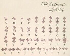 Dinotopia alphabet new