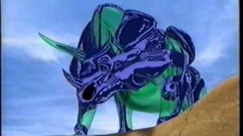 Dinozone OVA Episode 1 1 of 2 RAW