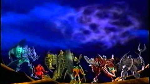 ダイノゾーン CGビデオ第5弾 大決戦!!地球を守れ! 2 2