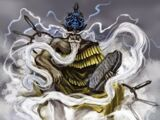 Movarth, The God of Weather