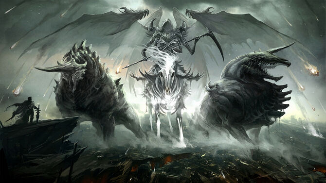 Zegram's God Form