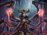 Ahkari, The Goddess of Metal