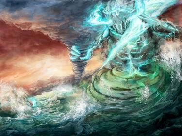 Movarth's God Form