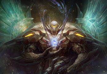 Ahkari's God Form