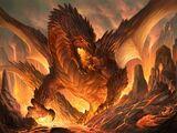 Merlex, The Dragon of Fire
