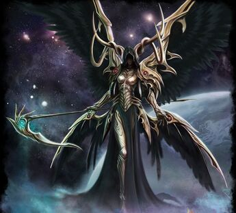 Xasara's God Form