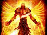 Vageox, The Sun God