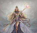 Xasara, The Goddess of Life