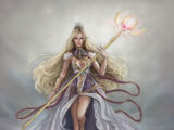 Xasara, The Goddess of Life