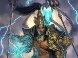 Gylteus, The God of Thunder