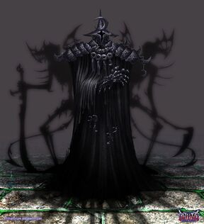 Gabranth's Chained God Form