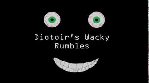 Diotoir's Wacky Rumbles Series 2 Heat E