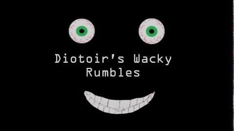 Diotoir's Wacky Rumbles Challenge Belt 6