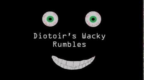 Diotoir's Wacky Rumbles Series 2 Heat A