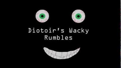 Diotoir's Wacky Rumbles Series 2 Heat B