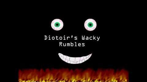 Diotoir's Wacky Rumbles Series 3 The Grand Final