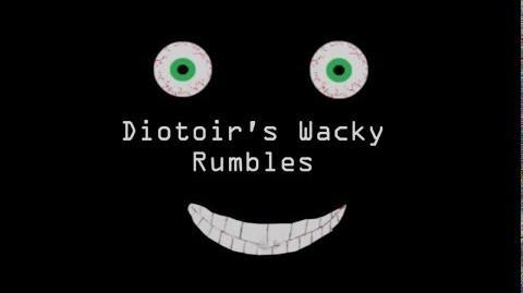 Diotoir's Wacky Rumbles Series 3 Heat G