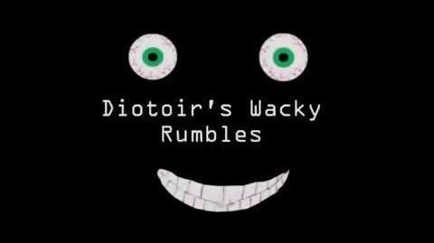 Diotoir's Wacky Rumbles Extreme 2 Challenge Belt