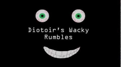 Diotoir's Wacky Rumbles Tag Team Terror