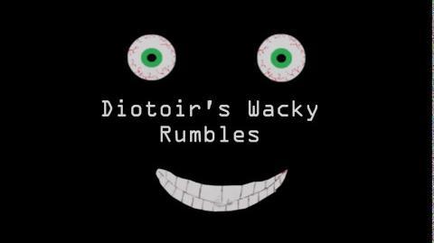 Diotoir's Wacky Rumbles Challenge Belt 4