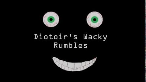 Diotoir's Wacky Rumbles Series 3 Semi Final 1