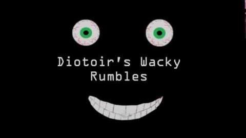 Diotoir's Wacky Rumbles Challenge Belt 1