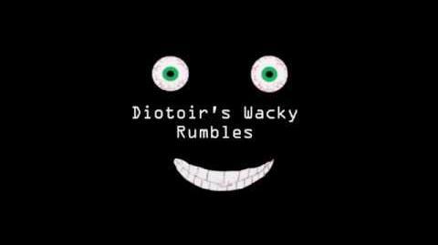 Diotoir's Wacky Rumbles Series 3 Heat J