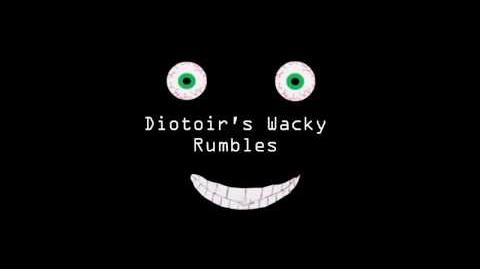 Diotoir's Wacky Rumbles Series 3 Heat H