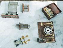 Machine ued disassembled dghda104