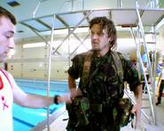 Battle swimming test2