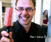 Hairsalonboss