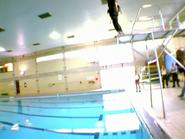 Battle swimming test3