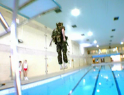 Battle swimming test4