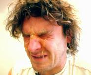 More tears