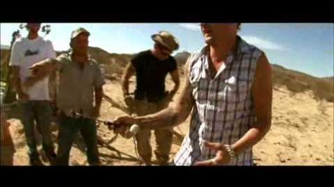Dirty Sanchez The Desert