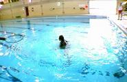 Battle swimming test5