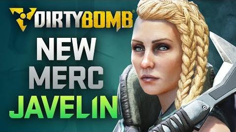 Dirty Bomb NEW MERC Javelin