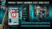 Rogue en Vogue Update - Suspect Equipment Cases
