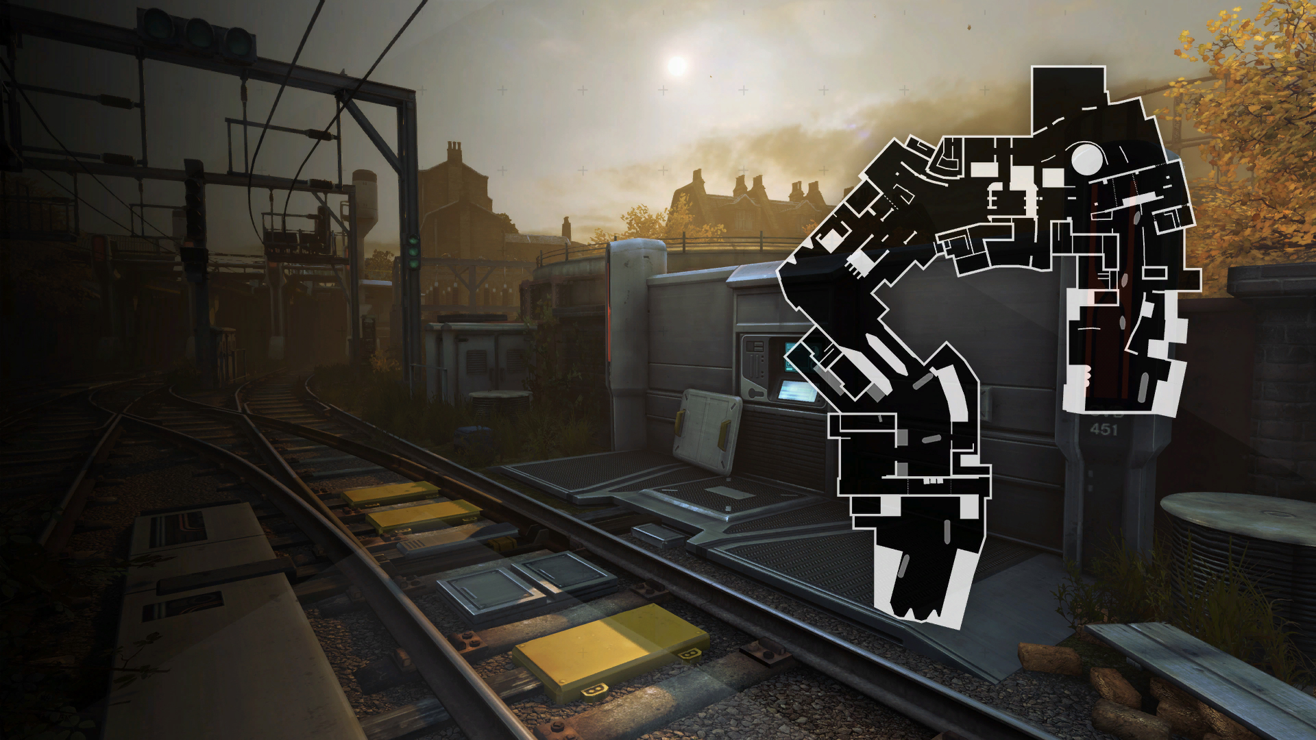 Trainyard Trainyard Dirty Bomb Wiki