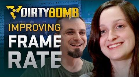 Dirty Bomb Improving Framerate