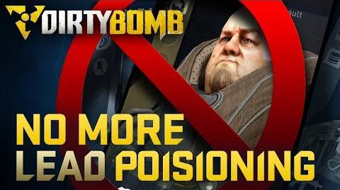 Dirty Bomb No More Lead Poisoning