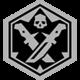Melee Kills Lvl 2 (Badge)