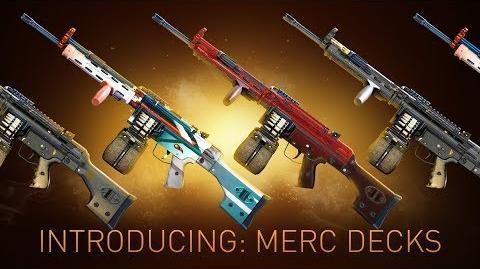 Dirty Bomb Introducing Merc Decks