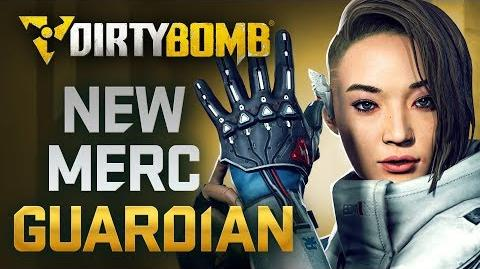Dirty Bomb NEW MERC Guardian