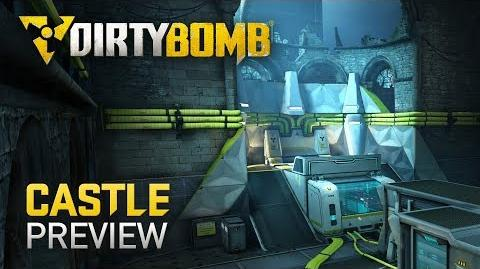Dirty Bomb Castle Preview
