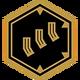Ammo 3 (Badge)