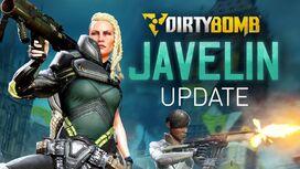 Javelin Update - Cover