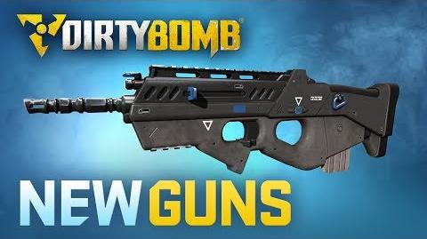 Dirty Bomb New Guns